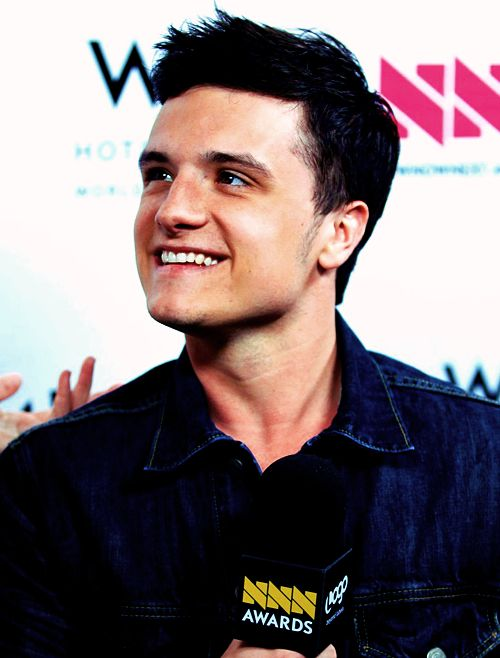 "Josh Hutcherson attended the NextNowNext Awards yesterday. And while the awards show doesn't air until the 9th, they have announced Josh as the winner of their ""Next Mega Star"" award!"