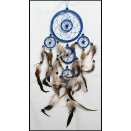 Drømmefanger blå