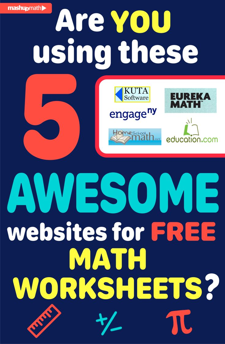Uncategorized Create Your Own Math Worksheets Free 10 best math worksheets and teaching ideas images on pinterest are you using these 5 awesome websites for free worksheets
