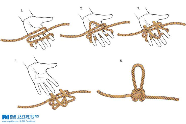 5 Basic Knots That Everyone Should Know Dangles Purpose