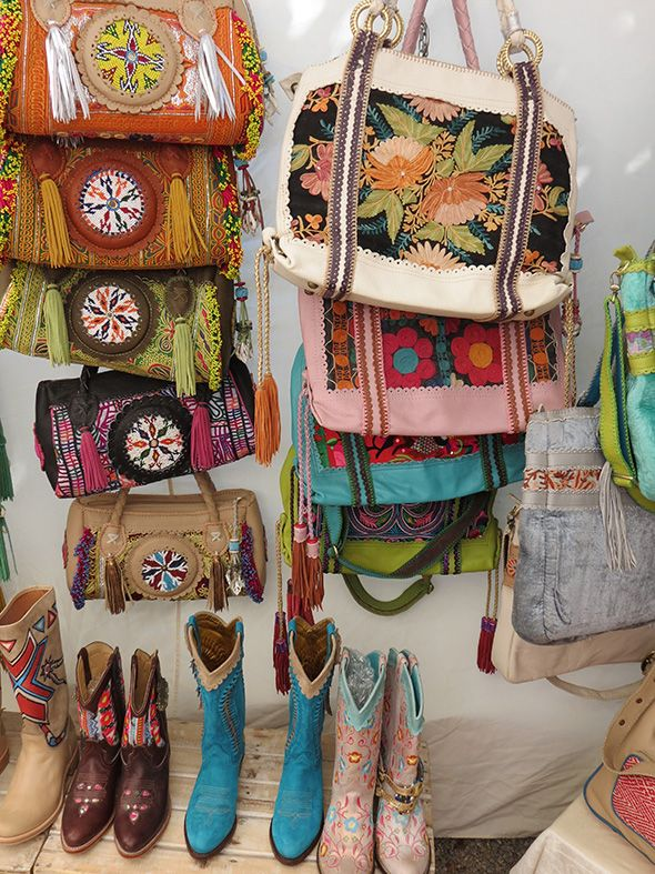 Hippiemarkt Las Dalias