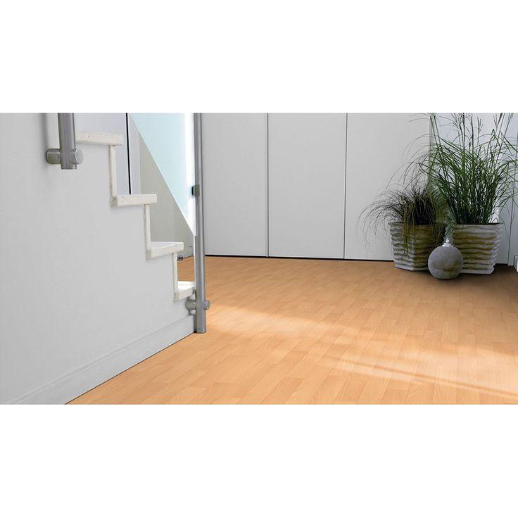 Sol PVC Tarkett Hetre fayard naturel 24103001 - rouleau 2m, 4m