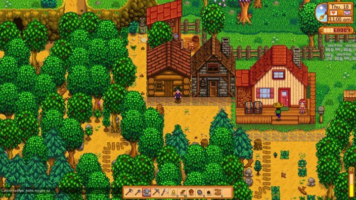 Stardew Valley Dev Shares Multiplayer Progress Update  Stardew Valley developer ConcernedApe has shared an update on the multiplayer mode coming to the game.  The progress report came in the form of a screenshot posted to ConcernedApe's Twitter page.   via ConcernedApe  Continue reading  https://www.youtube.com/user/ScottDogGaming @scottdoggaming