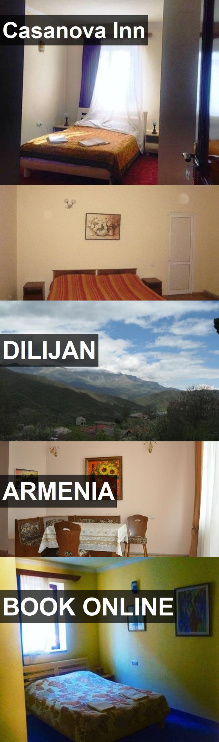 Hotel Casanova Inn in Dilijan, Armenia. For more information, photos, reviews and best prices please follow the link. #Armenia #Dilijan #travel #vacation #hotel