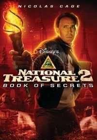 National Treasure Book of Secrets (2007) Download Hindi - Tamil - English 400mb
