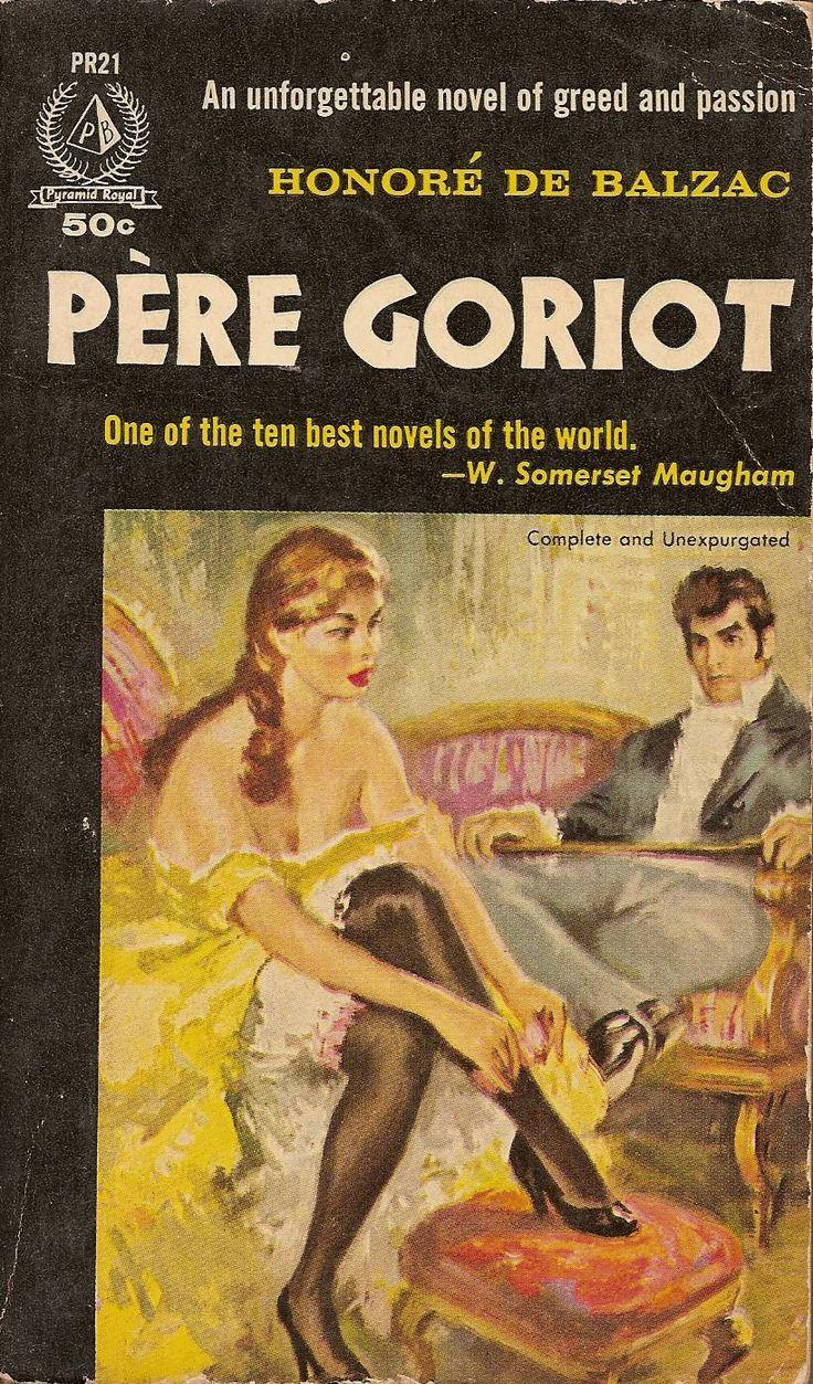 Pere Goriot   Honore de Balzac    Li duas vezes. Uma em francês outra em português. Balzac é genial também por costurar os acontecimentos da vida cotidiana de seu tempo, de diversos setores social sob diversas influências em uma única espinha dorsal - A Comédia Humana <3