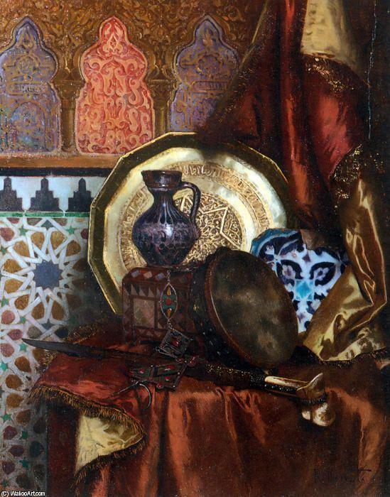 rudolf ernst  paintings | Rudolph Ernst