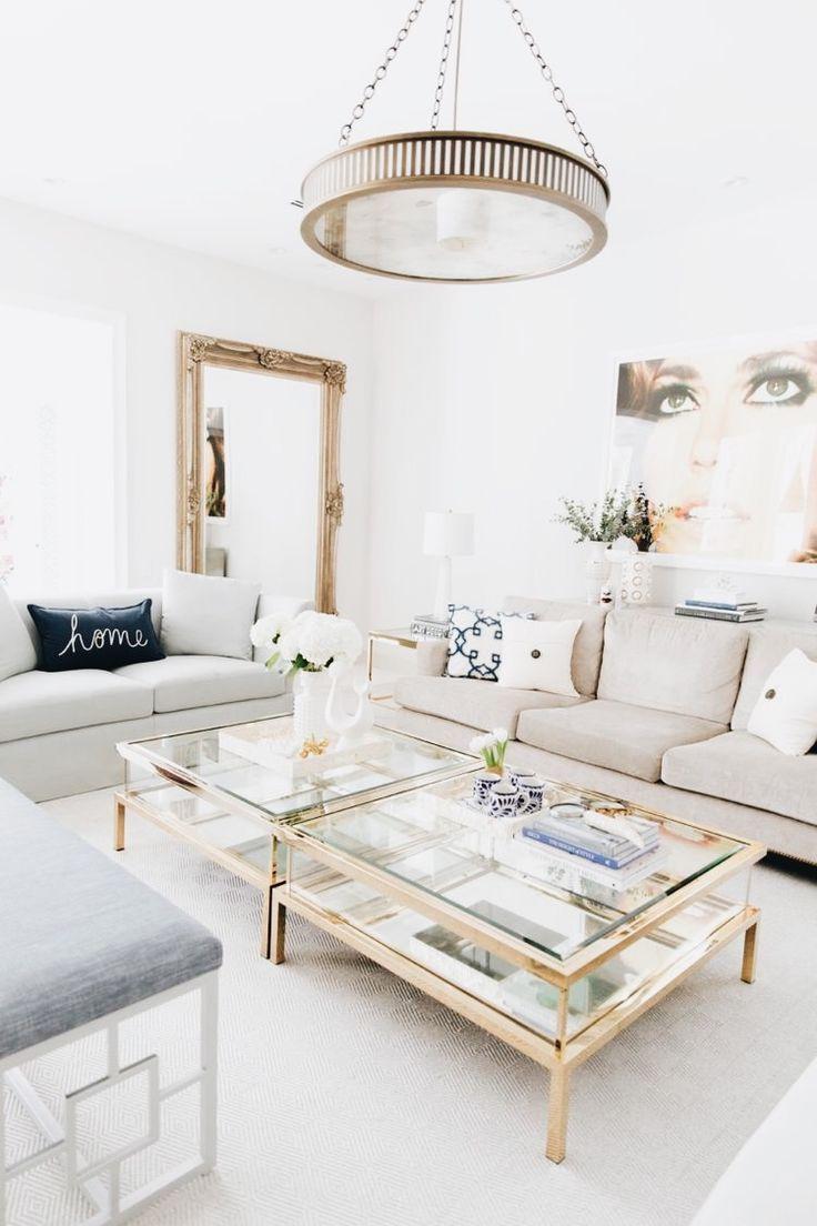 ♥️a lil mod living room modern living room update transitional living rooms