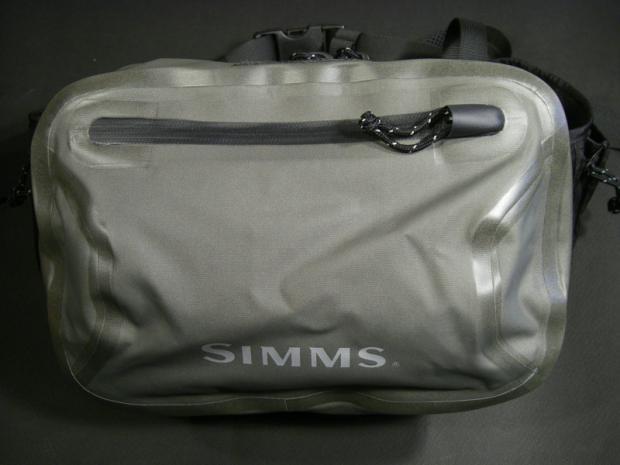 SIMMS(シムス) ドライクリークヒップパック - フライフィッシングショップ・シムス(SIMMS) ・スコット・カムパネラプロショップ【GLITTER】スノーピーク・フライフィッシング・アウトドアショップの【グリッター】