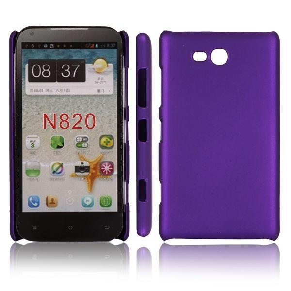 Hard Shell (Lilla) Nokia Lumia 810 Cover