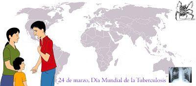 24 de marzo, día mundial de la tuberculosis