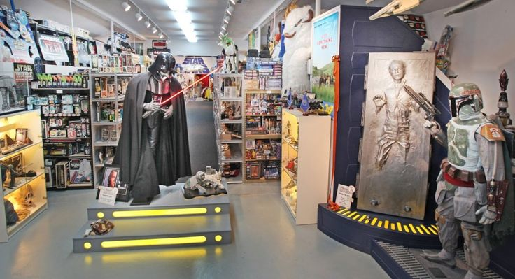Rancho Obi-Wan, Largest Collection of 'Star Wars' Memorabilia | Ford dealers in NH