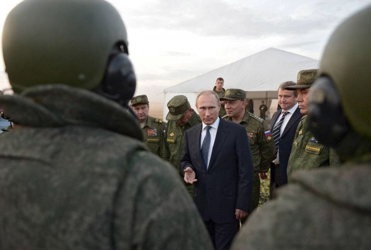 Russian Troops Preparing For Nuclear War http://andrewtheprophet.com/blog/2017/01/11/russian-troops-preparing-for-nuclear-war/