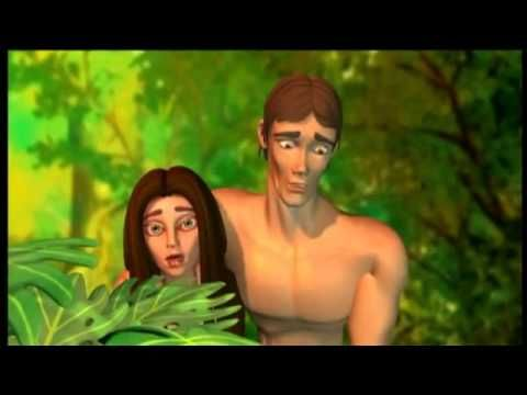 Bible Story- Creation (Animated)