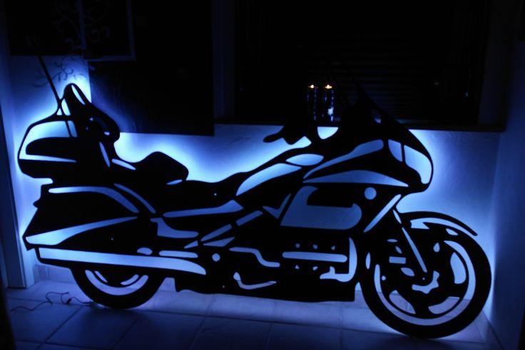 Honda Goldwing Reel size  Pris 2999.-