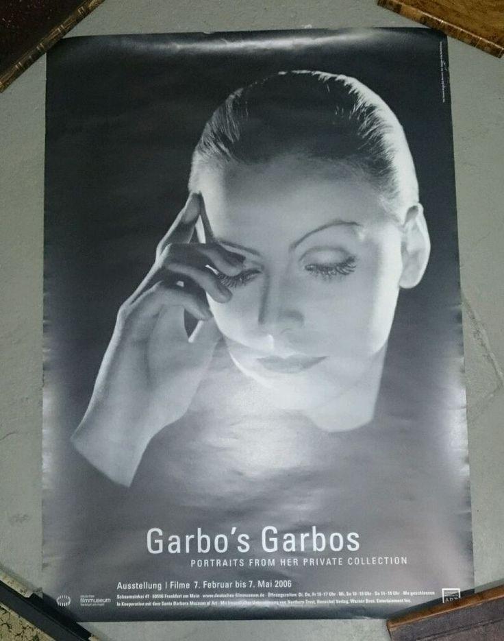 Poster - Greta Garbo