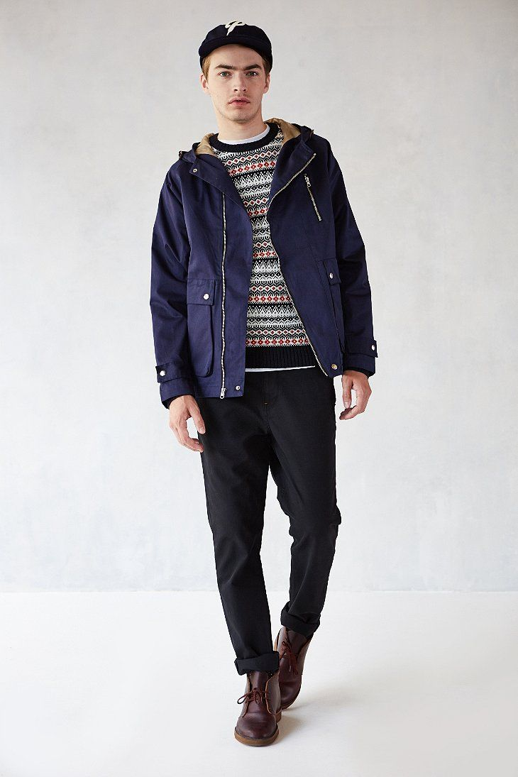 The Narrows Asymmetrical Lightweight Jacket