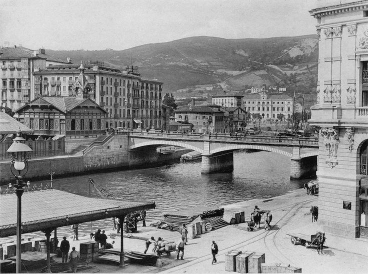 Mejores 117 im genes de fotos bilbao antiguas en pinterest - Bilbao fotos antiguas ...