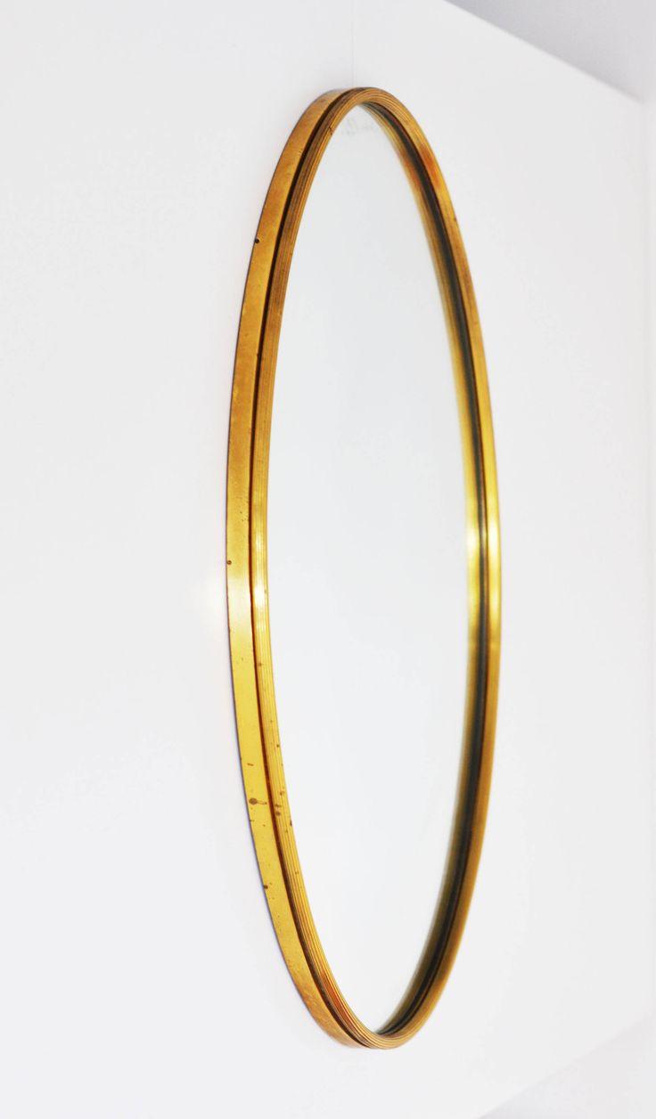 205 best design images on pinterest mid century design - Specchio ovale vintage ...