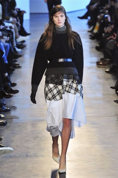 Theyskens Theory - New York - Autunno Inverno 2014/2015 - Sfilate - MarieClaire