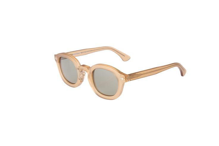 Movitra 115 Cristallo Miele - Lente Verde #sunglasses #movitra #movitraspectacles #spectacles #glasses #eyewear