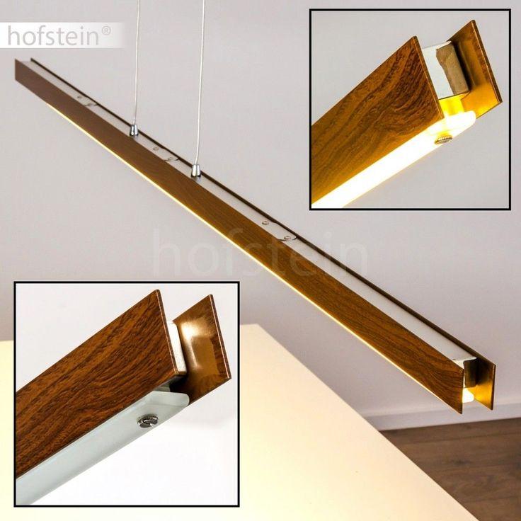 Inspirational Pendel Lampe LED Ess Wohn Zimmer H nge K chen Leuchte Stufen dimmbar CM in M bel
