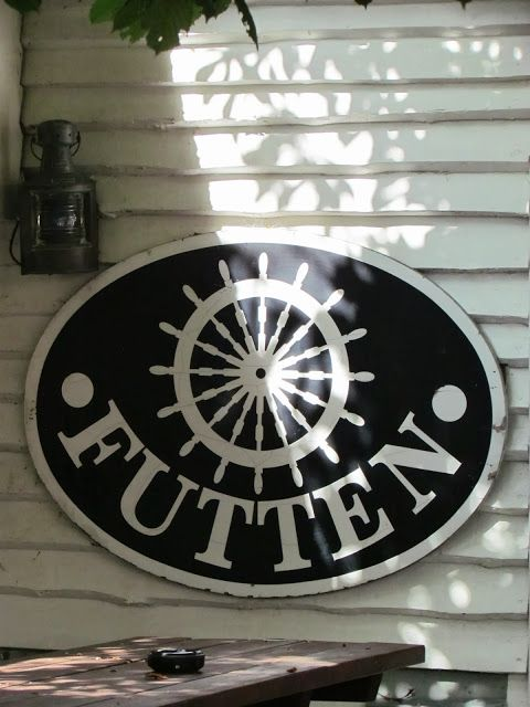 "Restaurant ""Futten"" in Blokhus, Denmark  http://www.futten.dk/"