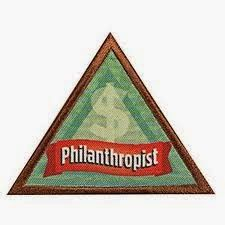 Follow The Leader: Brownie Philanthropy Badge