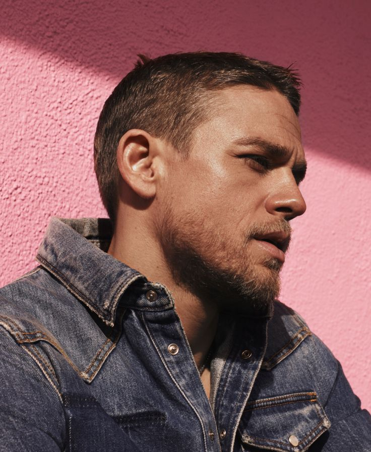 The Sexiest Outtakes from Charlie Hunnam's InStyle Shoot - Sun of Anarchy from InStyle.com