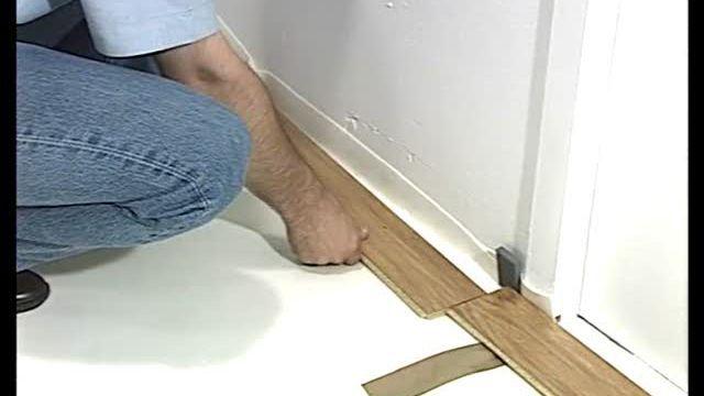 les 25 meilleures id es de la cat gorie parquet flottant sur pinterest plancher flottant. Black Bedroom Furniture Sets. Home Design Ideas