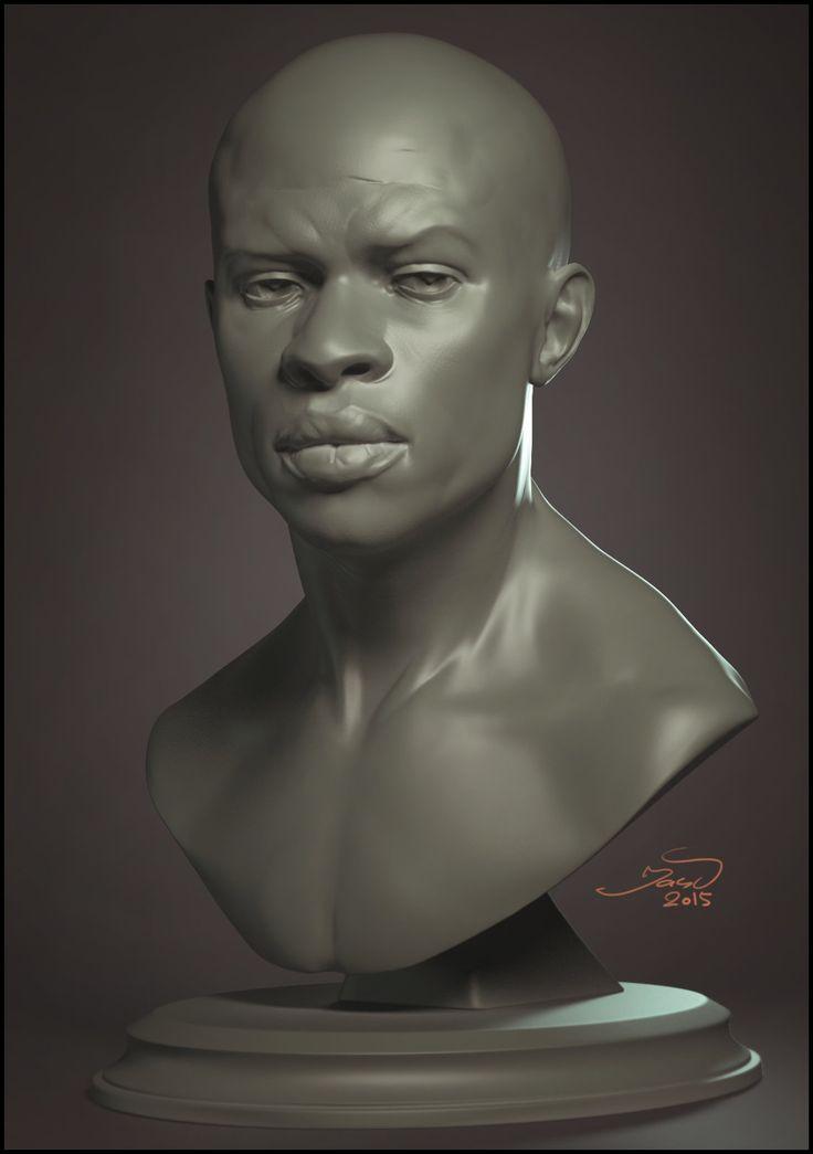 afro, Sergey Katcykov on ArtStation at https://www.artstation.com/artwork/afro-1c04180a-f742-432f-93fc-9178ed9bc0d7