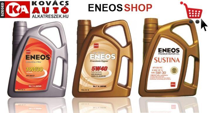 Eneos olajok motorolaj kereső kedvező árakon