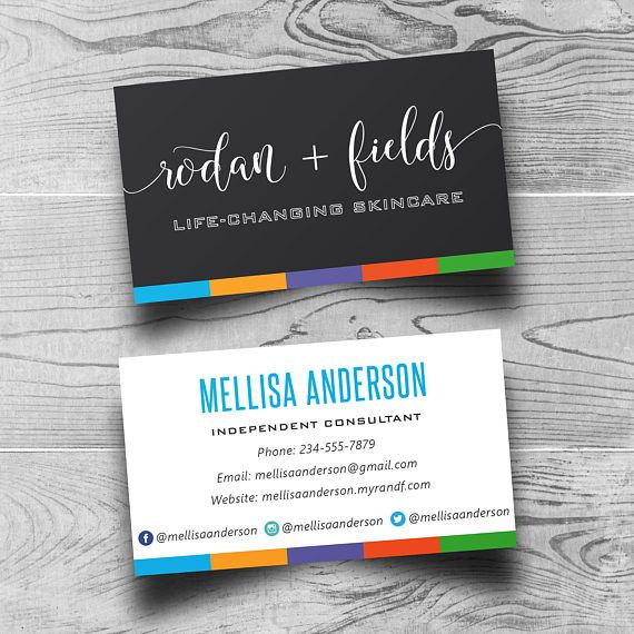 Fields Business Cards Rodan