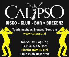 DIsco Calypso Bregenz
