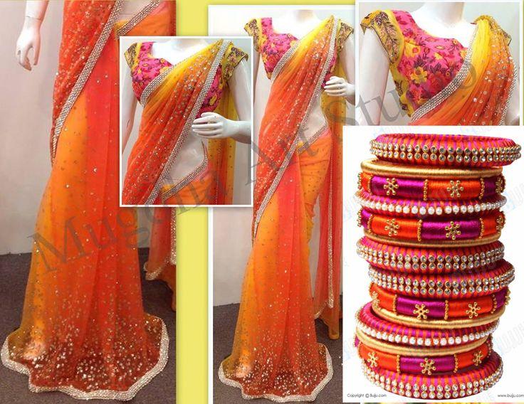 silk thread bangel www.shopzters.com