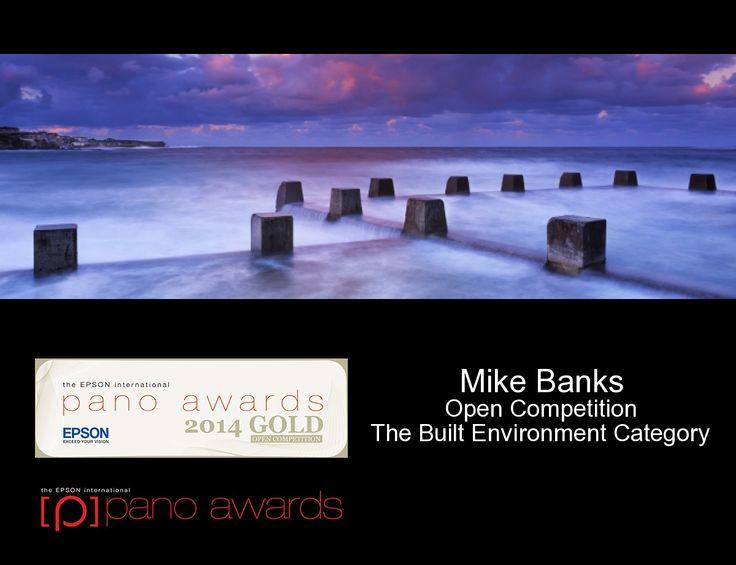 Epson International Pano Awards Gold Award - Coogee Dusk 2014
