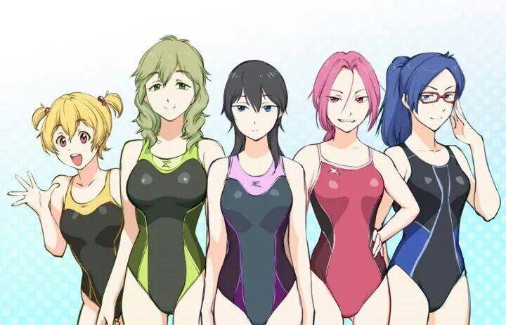 Free anime girl pic