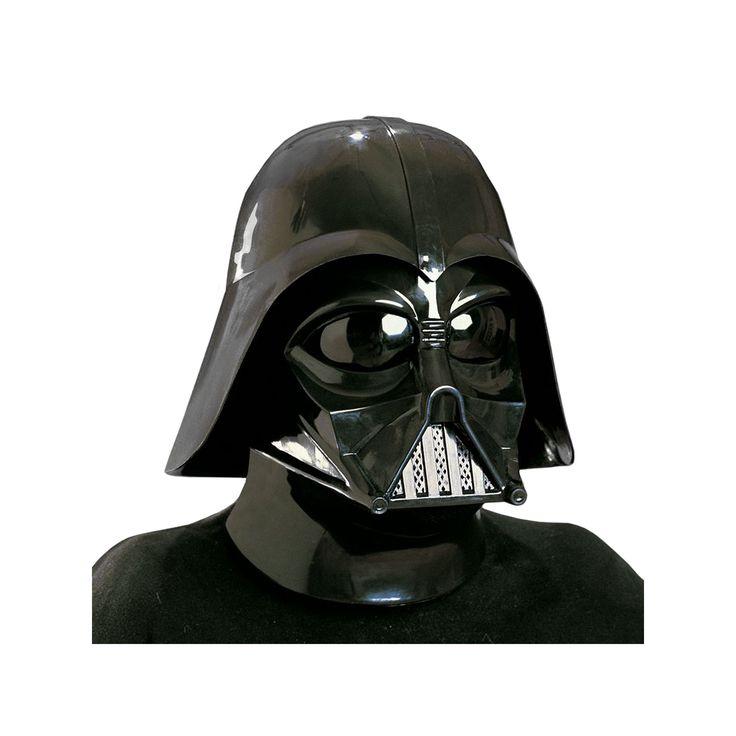 Darth Vader Mask - Adult, Men's, Black