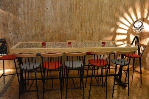 Μυστίλλη - Ένα all day γαστρονομικό στέκι κρύβεται πίσω από τα τείχη του Τοπ Χανέ - POPAGANDA