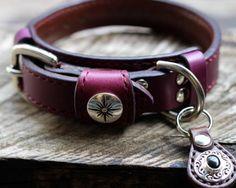 革で作る犬の首輪の専門店 Five Drops / 敏感肌・金属アレルギー用の子向け首輪