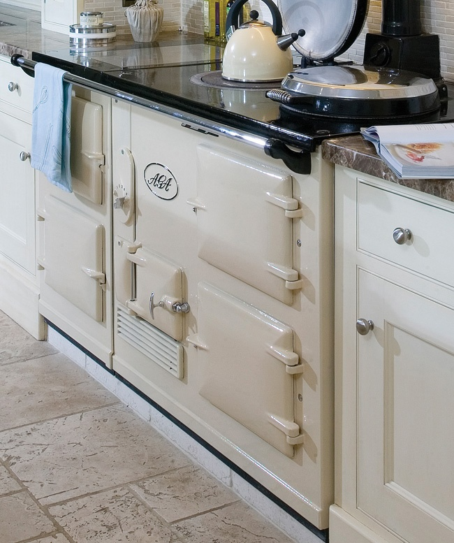AGA 4 Oven Roomset 3