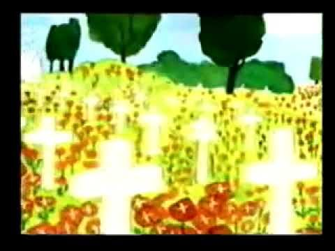 In Flanders Fields by Major Dr. John McCrae, read by Linus @ 2:20 - YouTube