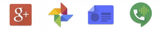 Google Android Icons