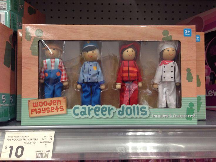 Career dolls kmart $10
