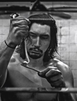There is nothing conventional about Adam Driver's journey from a small town in Indiana to the Marines to Julliard, on to a groundbreaking TV show and a galaxy far, far away—but then again, there is nothing conventional about his outsized talent and persistent determination to  get things right. In this star system anyway, he is unique.