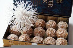 """Итальянские новогодние конфеты а-ля Torrone """"Лучший подарок – подарок, сделанный своими руками"""""""