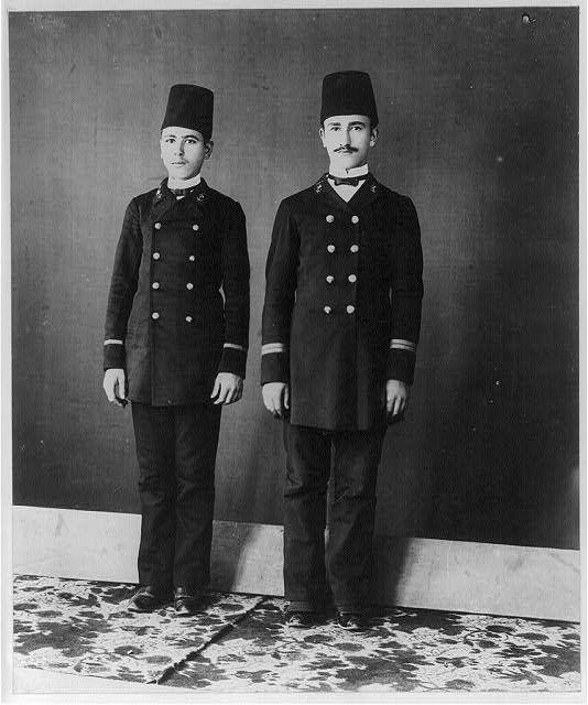 Ottoman Students 1893.