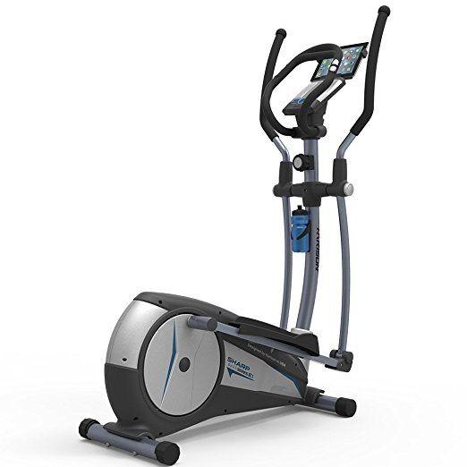 Harison Sharp E1 Elliptical Trainer With Ipad Holder Good