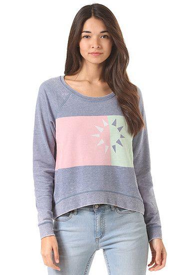 ROXY Radioactive - Sweatshirt für Damen - Blau - Planet Sports