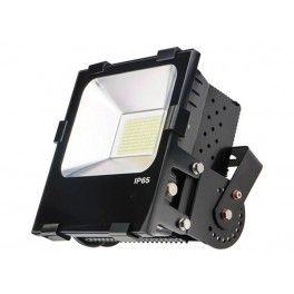 #Faro #Proiettore #Led Flood Light IP65 200W Driver Meanwell Dissipatore Heatpipe Bianco Neutro